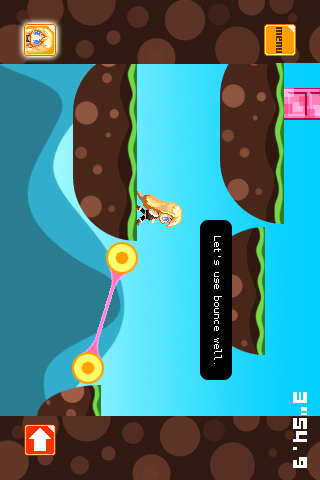 Screenshot Gom Gom Adventure Lite