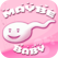 Maybe Baby 2013 - Fertility / Ovulation Diary, Period Tracker, Menstrual Calendar, Pregnancy & Gender Prediction